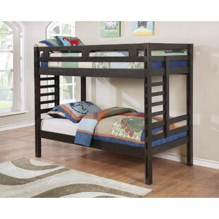 Deals Sheard Twin Bunk Bed by Harriet Bee Reviews (2019) & Buyer's Guide