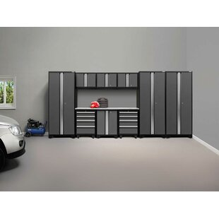 Bold 3.0 10 Piece Storage Cabinet Set by NewAge Products