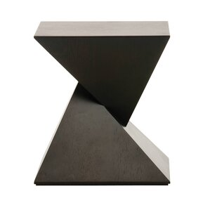 Giza End Table by Nuevo