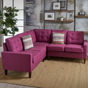 Ebern Designs Vanhorn Modular Sectional