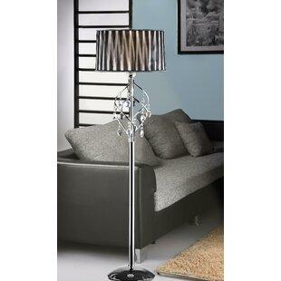 Inexpensive Dorsey 62.5 Floor Lamp By House of Hampton
