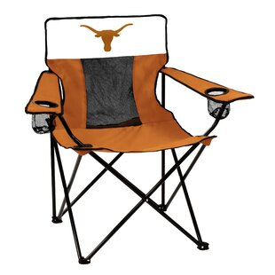Logo Brands NCAA Elite Camping Chair