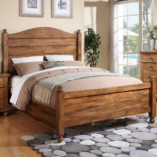 Halstead Panel Bed by Three Posts