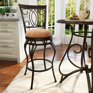 Skalski 29.75 Swivel Bar Stool