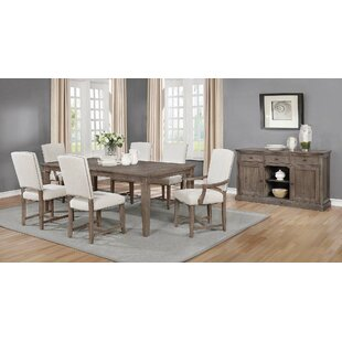 Steel 3 Piece Dining Set Gracie Oaks