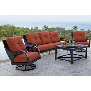 Rayle 4 Piece Sofa Seating Group by Fleur De Lis Living