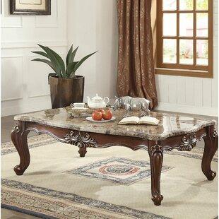 Fleur De Lis Living Roark Coffee Table