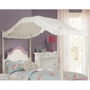 Kilraghts Provincial Inspired Eyelet Bed Canopy  sc 1 st  Wayfair & Bed Canopies Youu0027ll Love | Wayfair