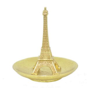 Read Reviews Eiffel Tower Ring Holder By Winston Porter
