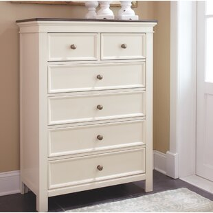 Mccormick 6 Drawer Chest by August Grove