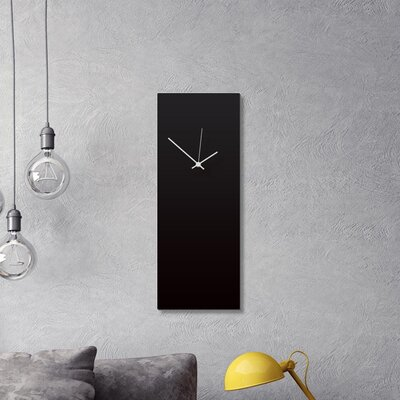 Rectangular Wall Clocks You Ll Love In 2019 Wayfair