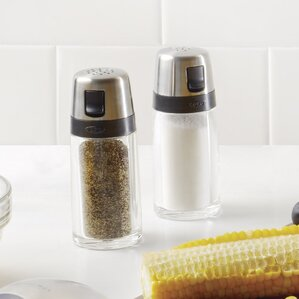 Good Grips Salt & Pepper Shaker Set (Set of 2)