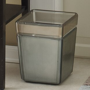 Croscill Home Fashions Barron Waste Basket
