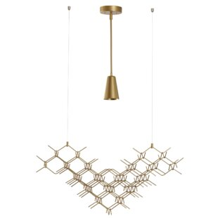 Vermont Modern 1-Light Pendant