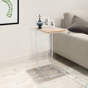 Merriam End Table by Ebern Des..