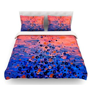 What Goes Up by Ebi Emporium Featherweight Duvet Cover