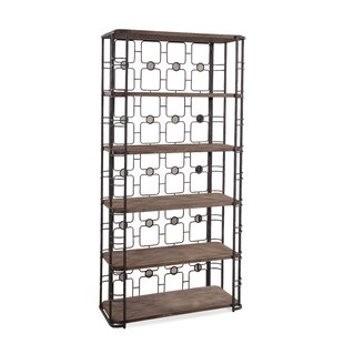 Irina Standard Bookcase by Bungalow Rose