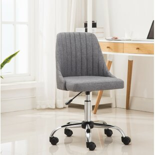 Wrought Studio Oldham Deluxe Quality Adjustable Height Ergonomic Office Chair