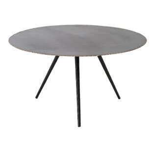 Courts Iron Cut-Edge Coffee Table by 17 Stories