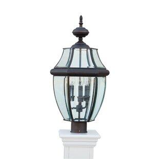 Price comparison Tressie 3-Light Lantern Head By Darby Home Co