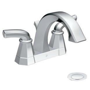 Moen Felicity High Arc Centerset Bathroom Faucet
