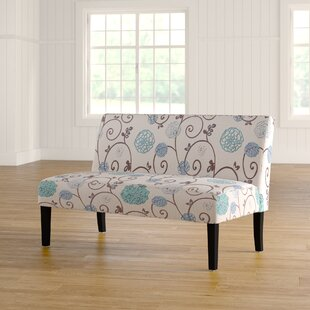 Best Reviews Nhat Floral Loveseat by Red Barrel Studio Reviews (2019) & Buyer's Guide