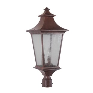 Fleur De Lis Living Chafin 3-Light Lantern Head