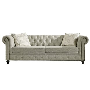 Hoppe Classic Chesterfield Sofa