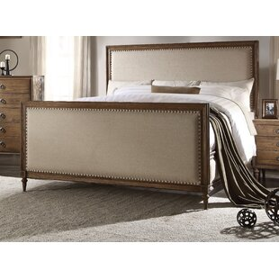 Caudell Upholstered Panel Bed