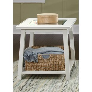 Best Meagan End Table By Beachcrest Home