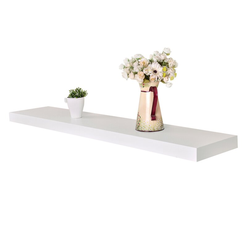 Bluestar Floating Wall Shelf