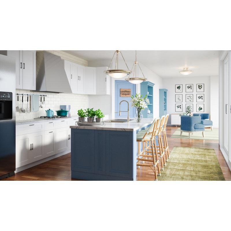 Spencer Single Handle Kitchen Faucet