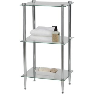 Compare prices 16 W x 30 H Bathroom Shelf By Creative Bath