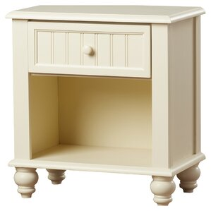 Davie 1 Drawer Nightstand by Viv + Rae