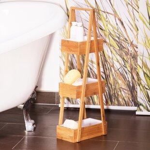 Armenta 30cm X 82cm Bathroom Shelf By Brambly Cottage