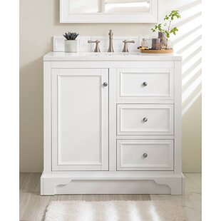 Kewstoke 37 Single Bathroom Vanity Set by Alcott Hill