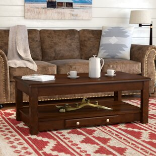 Bruton Lift Top Coffee Table