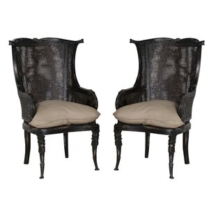 Cairo Barrel Chair (Set Of 2) by One Allium Way Cheap