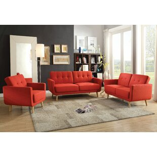 Best Reviews Nestor Configurable Living Room Set by Corrigan Studio Reviews (2019) & Buyer's Guide