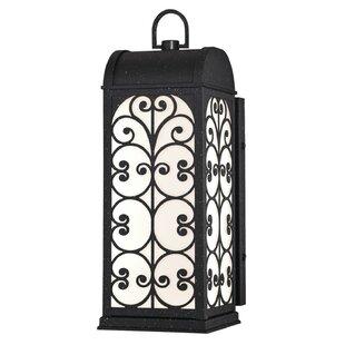 Sen 1-Light Outdoor Wall Lantern by Gracie Oaks