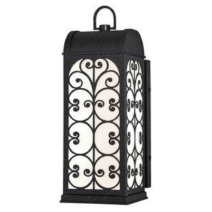 Sen 1-Light Outdoor Wall Lantern