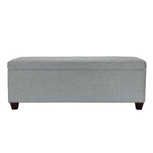 Alcott Hill Lalonde Upholstered Storage Bench