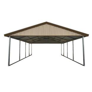 Premium Canopy 20 Ft. W x 24 Ft. D Canopy
