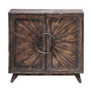 Hillside 2 Door Accent Cabinet by World Menagerie