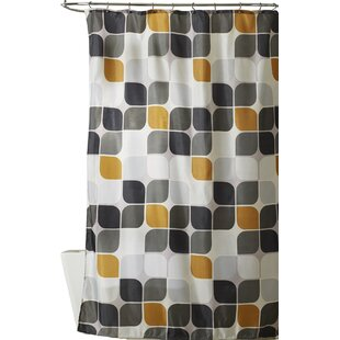 Morales Extra Long Shower Curtain