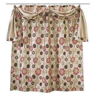 Lillian Scarf Single Shower Curtain
