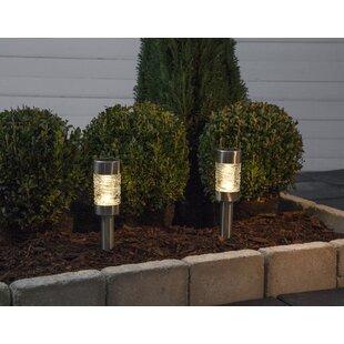 Levan 1-Light LED Pathway Lights (Set Of 2) (Set Of 2) Image