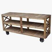 Gracie Oaks Derrion Console Table