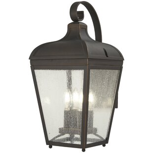 Duong 6-Light Outdoor Wall Lantern by Charlton Home