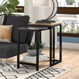 Steinberg Nesting Table by Wrought Studio